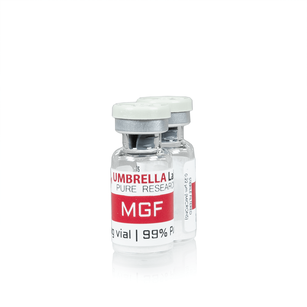 MGF MECHANO GROWTH FACTOR PEPTIDE 2MG VIAL
