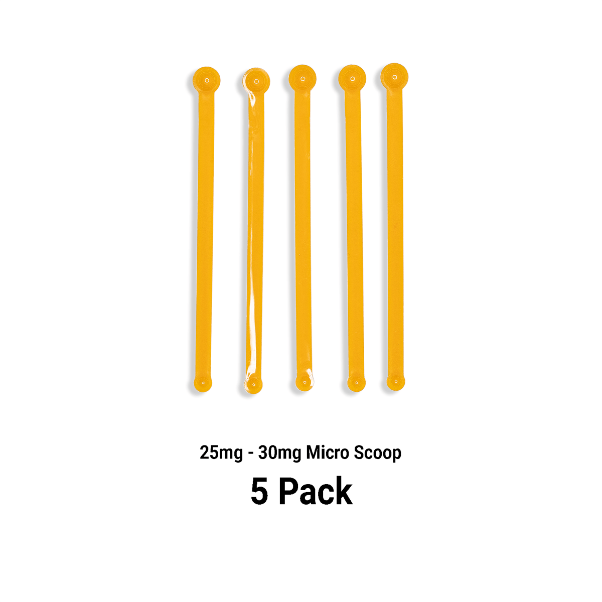 25mg - 30mg Micro Scoop - 5 Pack