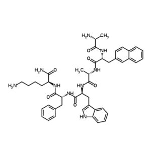 GHRP-2 chemical structure